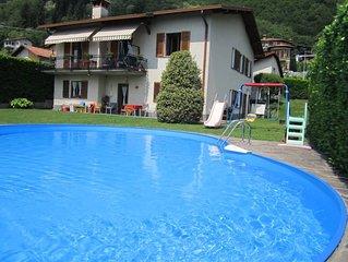 Splendida Casa Miki sul lago di Como