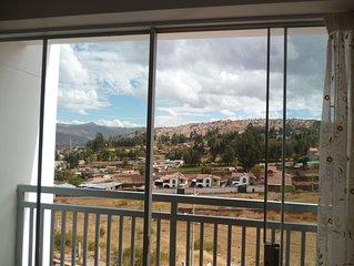 Departamento de 115m2 Amoblado en Cusco (ciudad inka) PERU