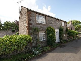 Endearing 17th Century detached cottage. Near Ullswater, Pooley Bridge, Lowther,