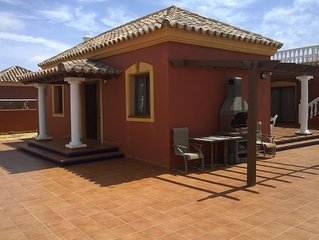 Detached Villa With Private Heated Pool & Wifi (Both Optional)