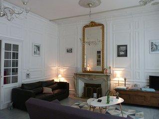 The garden apartment, Dinan
