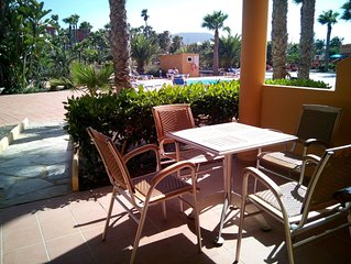 Corralejo Charming Oasis Royal! patio privato,piscine,200MT mare,WIFI BUSINESS