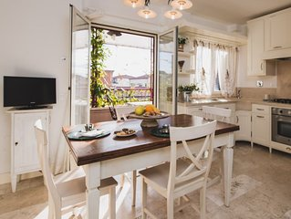Luxury Boutique-Apartment - 100 m dalla spiaggia di San Vincenzo (Toscana)