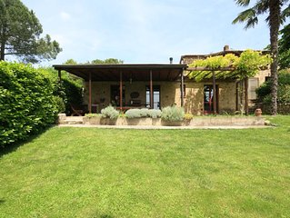 Best location Chianti Villa, private pool, beautiful garden, fully equipped