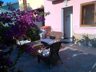 Casa Lulu, villetta con giardino a 300 mt dalla spiaggia