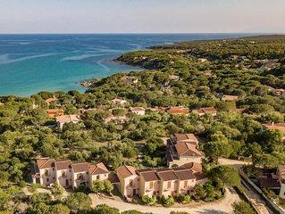 Ferienwohnung IL CASTELLO 3  in Orosei, Sardinien - 6 Personen, 2 Schlafzimmer