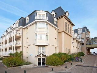 Ferienwohnung Residence Neptunia  in Saint Malo, Ille - et - Vilaine - 4 Persone