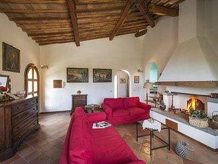 Villa Santa Chiara con Piscina - Apt 4