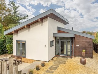 A stunning architect-designed single storey detached house in  Old Hunstanton