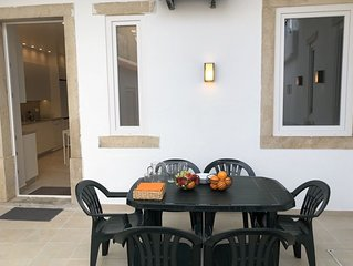 Historical Cascais 2 bedroom apartment with private terrace