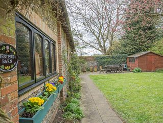 Jesters Barn Is A Character Cottage In A Quiet Location