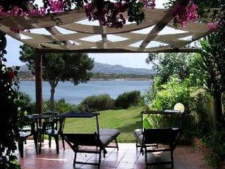Sul mare, appartamento in villa, Villaggio Piras-La Maddalena - Sardegna