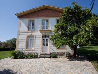Casona Quinta Herminia. Casa rural  con Encanto en Gijon y a 2km de la playa