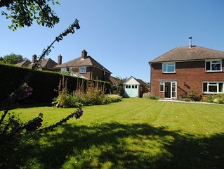 Beacon Square, Emsworth  -  a family house that sleeps 8 guests  in 3 bedrooms