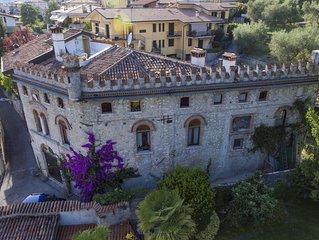 Casa Castello in centro a Salo