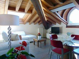 Villa Monti: apt. Primrose