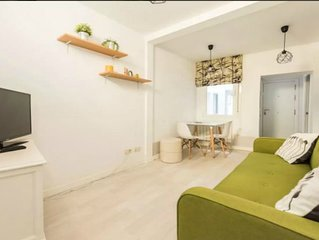 Precioso apartamento en el corazon de Madrid!! / Cosy & modern flat at La Latina