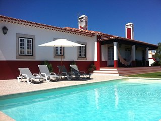 Fantastic villa with private pool and marvellous countryside views