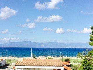 Appartamento tra Pizzo e Tropea, vista mare e parcheggio privato