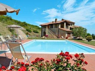 Ferienwohnung Valle Dorata (MVC253) in Montecatini Val di Cecina - 6 Personen, 3