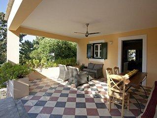 The Belvedere villa at the Montofoli Wine Estate, POOL, WI-FI