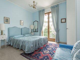 Bed & Breakfast Villa Bianca - camera Saphire