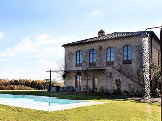 Casale Montesoli in Buonconvento - Toscana