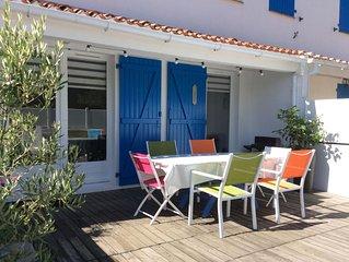 Maison de vacances a 500 m de la plage Saint-Hilaire-de-Riez