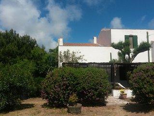Carloforte, Casa tradizionale panoramica