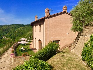 Casa vacanze Verdoliva, swimming pool, garden and relax in the countryside