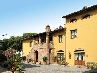 Ferienwohnung Tenuta Il Casale  in San Miniato (PI), Florenz ( Region) - 3 Perso