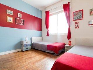 Appartement 3 pièces-Apartment-Apartment-Ensuite with Shower