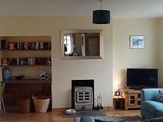 Holiday Cottage In Findhorn, Moray, Scotland, casa vacanza a Forres