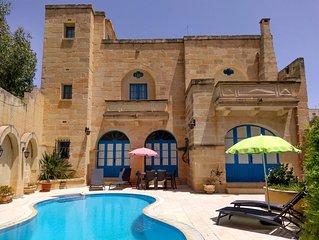 Ta' Mananni -Holiday villa with own private swimming pool