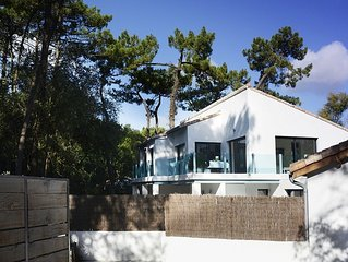 Large Secluded Beach House With Heated Pool&Jacuzzi. Sea Views To Ile De Re