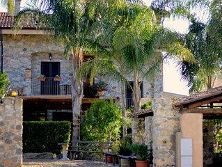 Villa Basilio Accommodation B&B - Capo Vaticano 3km to the Sea