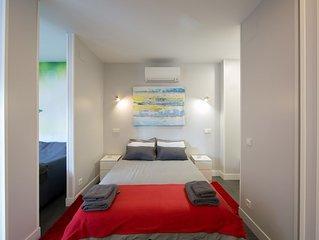 Moderno apartamento a estrenar muy cerca del centro de Madrid