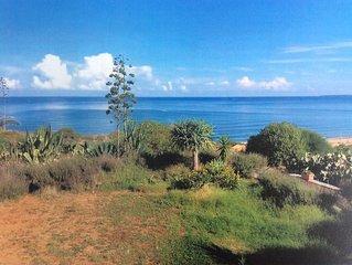 La casa di Maruzza: sole, mare e verde tutto l'anno!