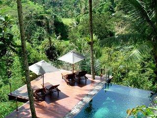 Villa Kalisha - Romantic Honeymoon or Family Getaway in Ubud