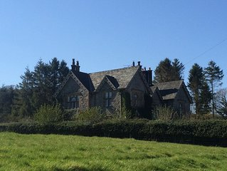 Victorian Country House in Cumbria