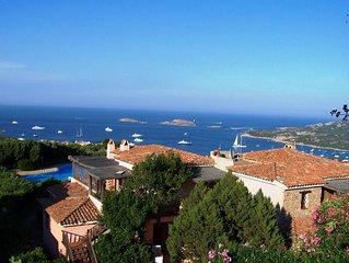 Porto Cervo - Residence Alto Pevero - Trilocale vista mare
