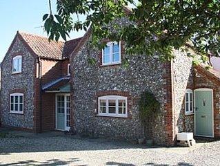Cottage In South Creake, Near Burnham Market, North Norfolk