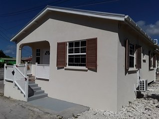 Cay Cape - Newly Build Air Conditioned Bungalow near Silver Sands Beach