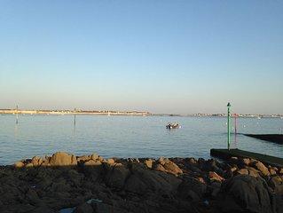 Appart. 2/4 pers. très calme à 200m plages & commerces