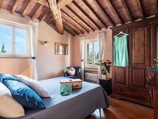Villa il Borghetto Apartments_Ospitalita Autentica_appartamento 'IL CAMPO'