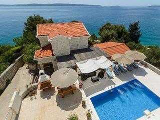 Apartments Dorica, (14526), Okrug Gornji, island of Ciovo, Croatia