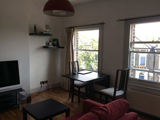 Bright Two Bedrooms Apartment in Kentish Town