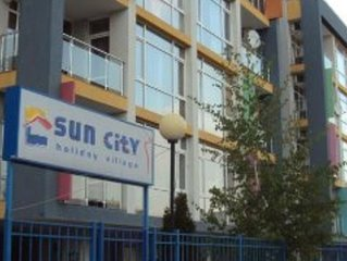 Two bedroom apartment in the Cacao beach area of Sunny beach Bulgaria