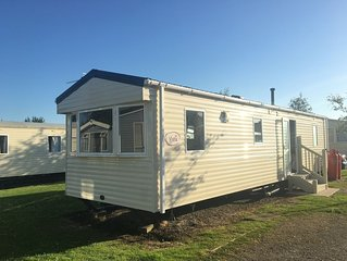 3 bed Caravan in a Holiday park, 20 min from Lakes