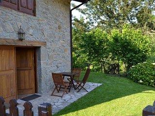 Casa rural (alquiler íntegro) La Corte del Rondiellu para 8 personas